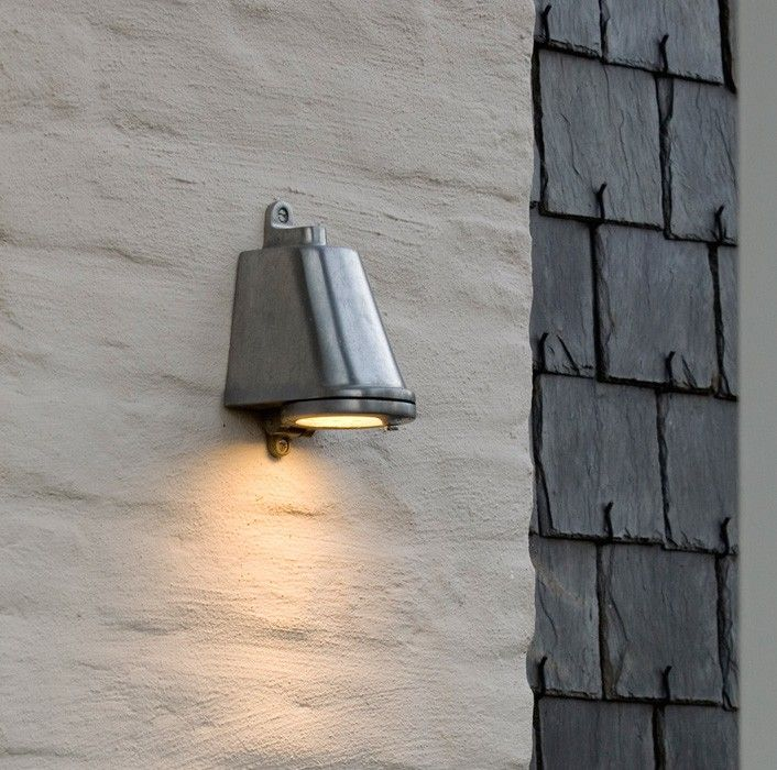 Hardscaping 101: Outdoor Wall Lights | Lights, Wall mount and ...