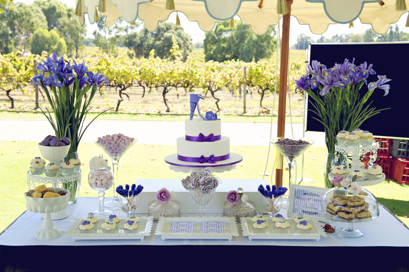 candy tables for wedding   Candy Couture   Dessert Tables ...