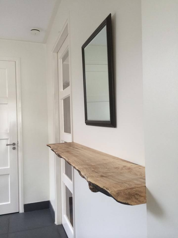 Zwevende Plank Hout.Kien Met Hout Zwevende Plank Esdoorn Dom In 2019 Interieur