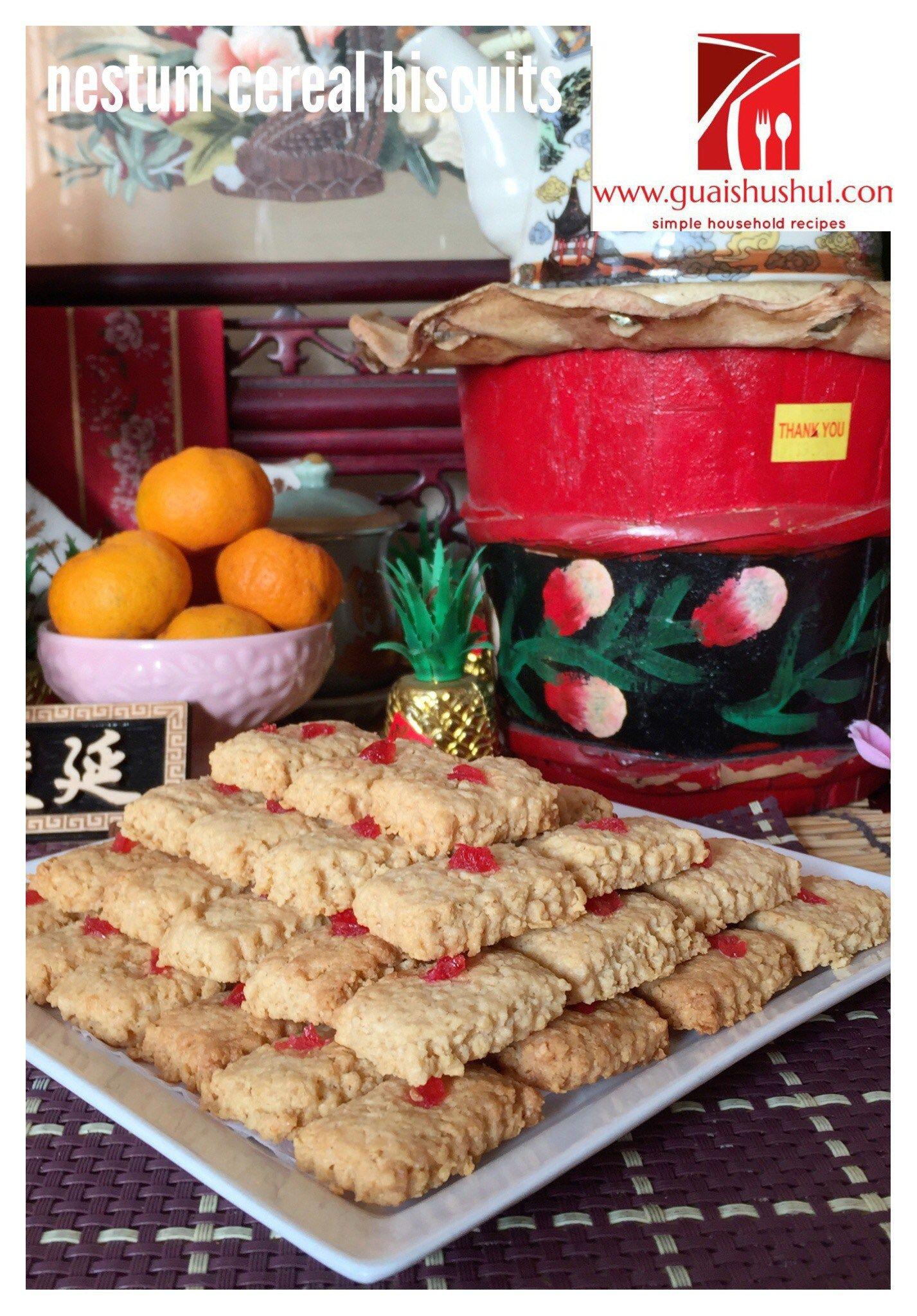 resepi biskut emping jagung nestum buku resep Resepi Kek Badam Sukatan Cawan Enak dan Mudah