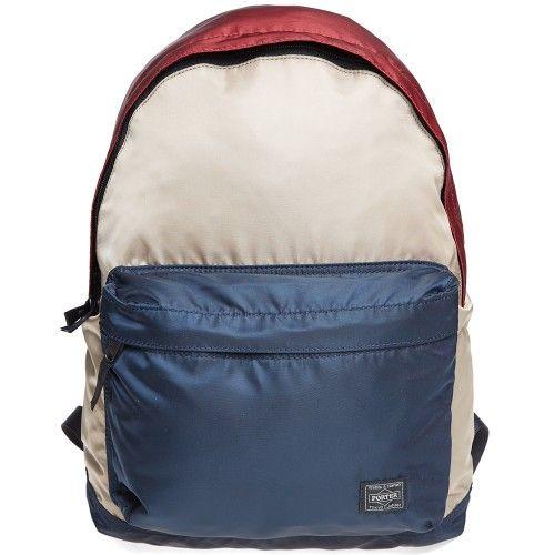 Head Porter Day Pack (Beige Yosemite)