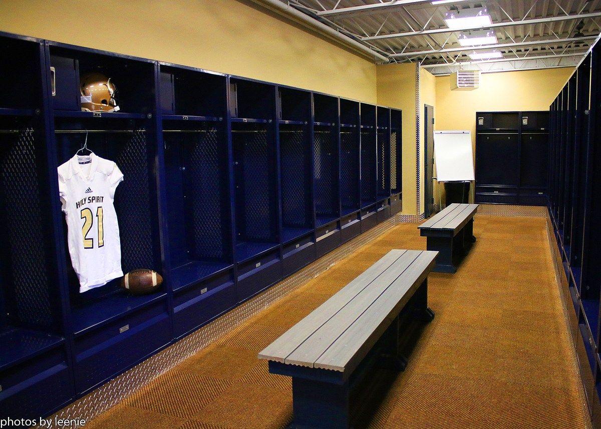 football locker room design High School Football Locker Room