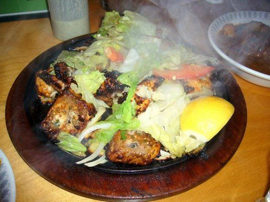 Lahore Karahi Pakistani Indian Cuisine Desi Food Tandoori Fish Pakistani Food