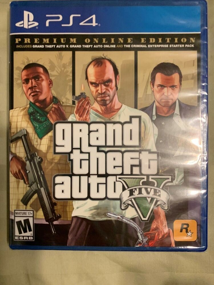 grand theft auto ps4 images