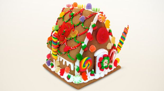 Gingerbread House Party at Dylan's Candy Bar