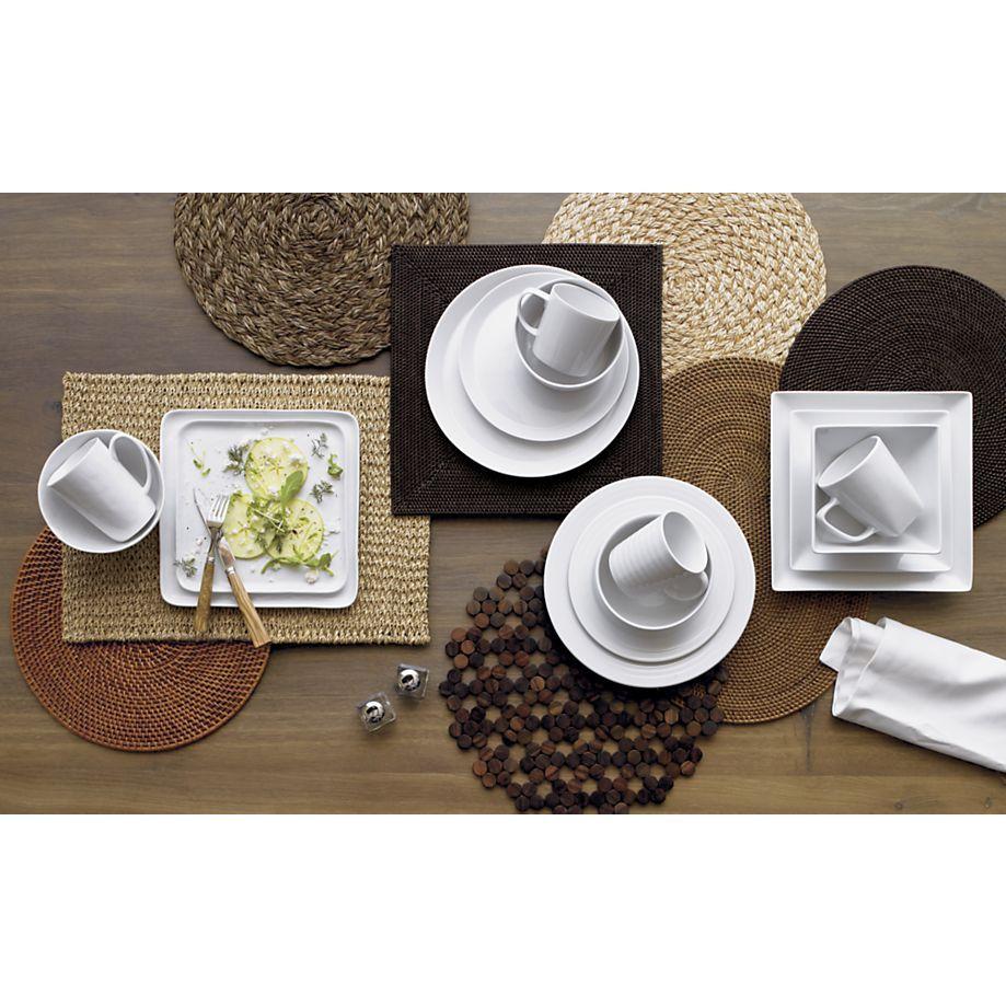 Court Dinnerware. Square PlatesDinnerware SetsFood ...  sc 1 st  Pinterest & Court Dinnerware | dinnerware | Pinterest | Dinnerware Porcelain ...