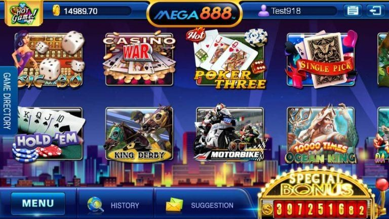 Mega888 Updated Download Apk Ios With Images Games Online