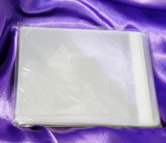 Clear greeting card envelope crystal clear envelope protective clear greeting card envelope crystal clear envelope protective sleeve clear cello bag for square cards pack of 100 5 34 x 7 m4hsunfo