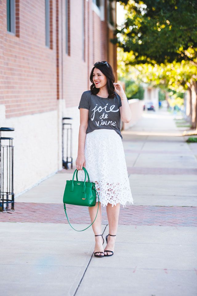 green bag with casual chic 2017 outfit