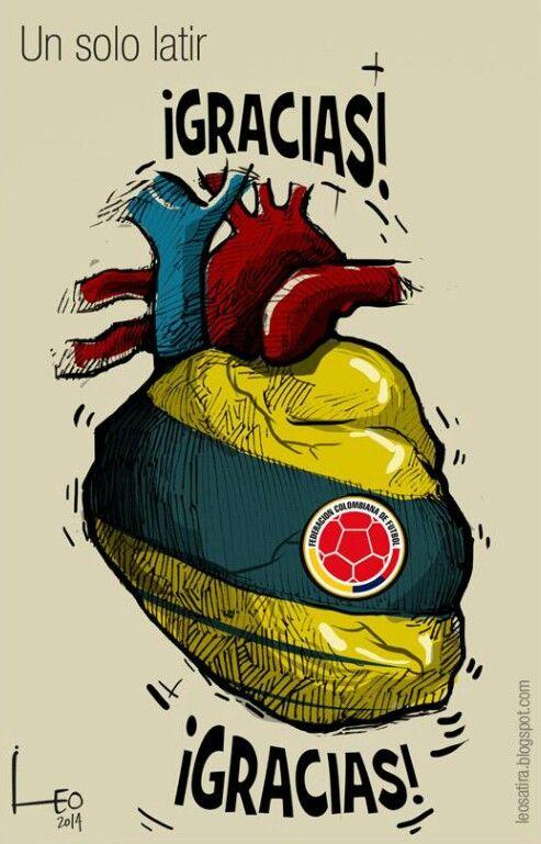 Un Solo Latir Modo Seleccion Colombia Futbol Colombiano Y