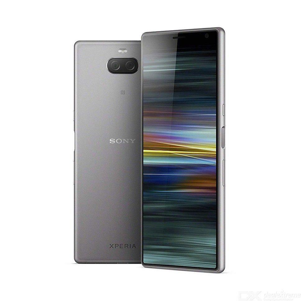 Sony Xperia 10 Plus 6 5 Dual Camera I4293 6gb Ram 64gb Rom Us Plug Babagala Sony Xperia Sony Phone Smartphone