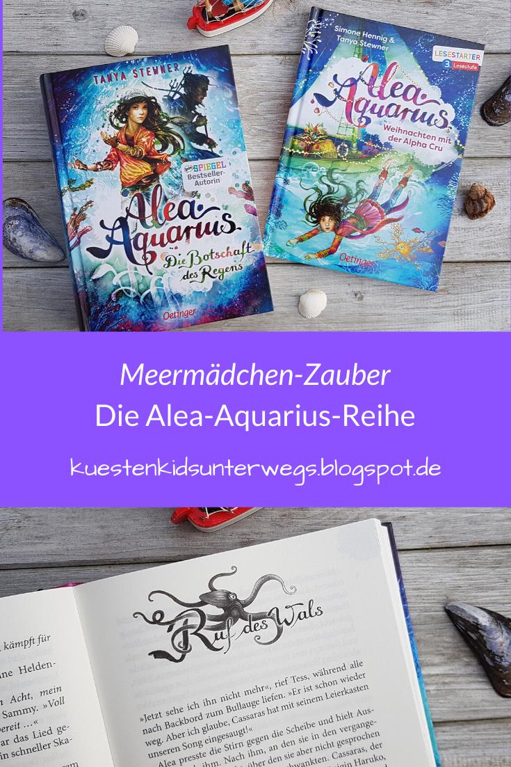 Meermadchen Zauber Die Alea Aquarius Reihe Kinderbucher Bucher Jugendbuch