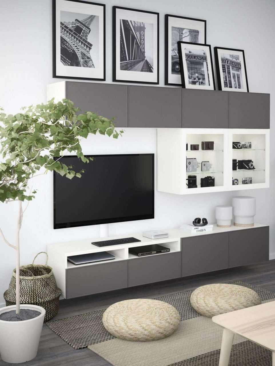 28 Lovely Ikea Wood Coffee Table 2020 Small Living Room Ideas