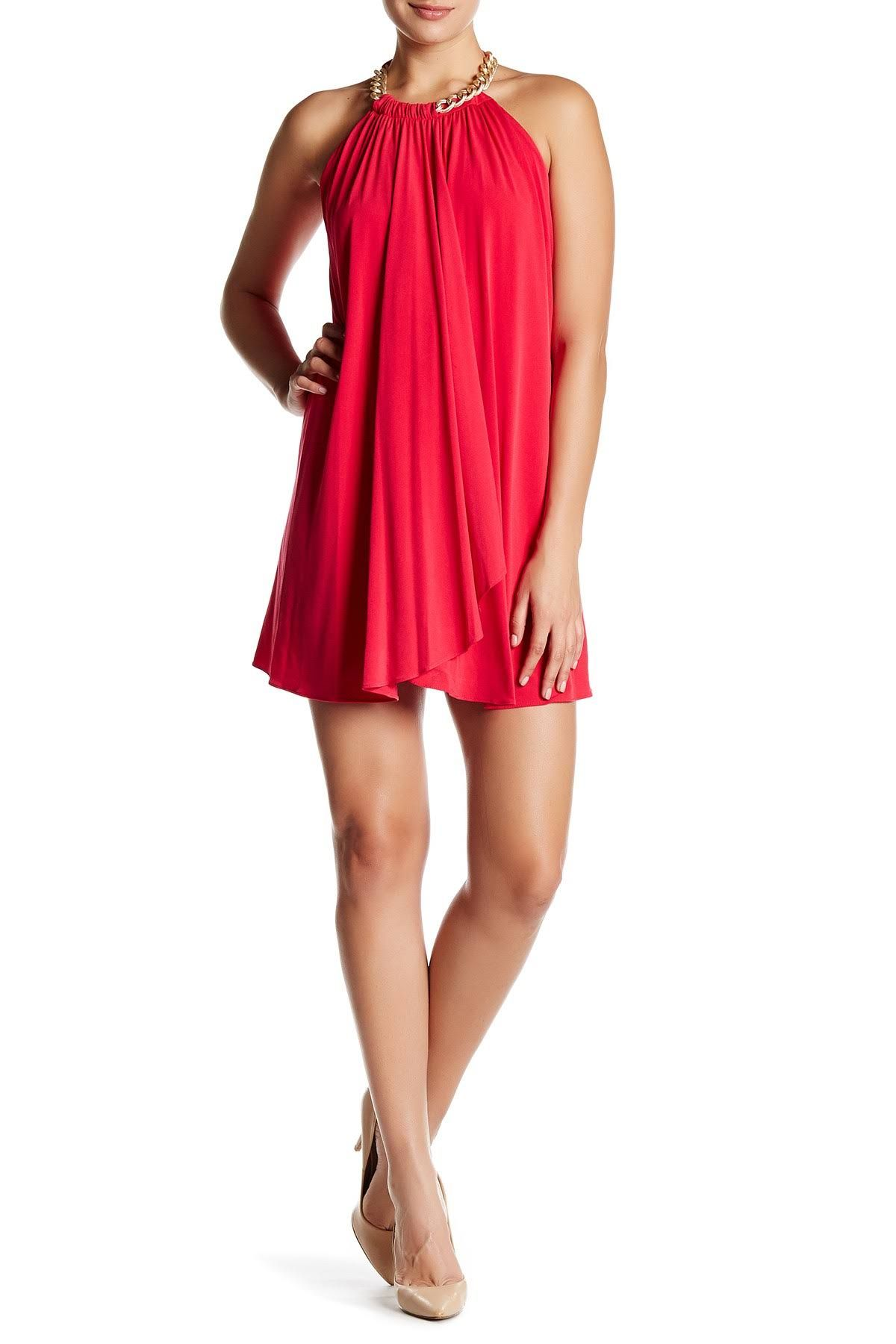 Jessica Simpson Chain Swing Dress At Nordstrom Rack Womens Cocktail Dresses Party Dresses Dresswear Swing Dress Nordstrom Dresses Dresses [ 1800 x 1200 Pixel ]