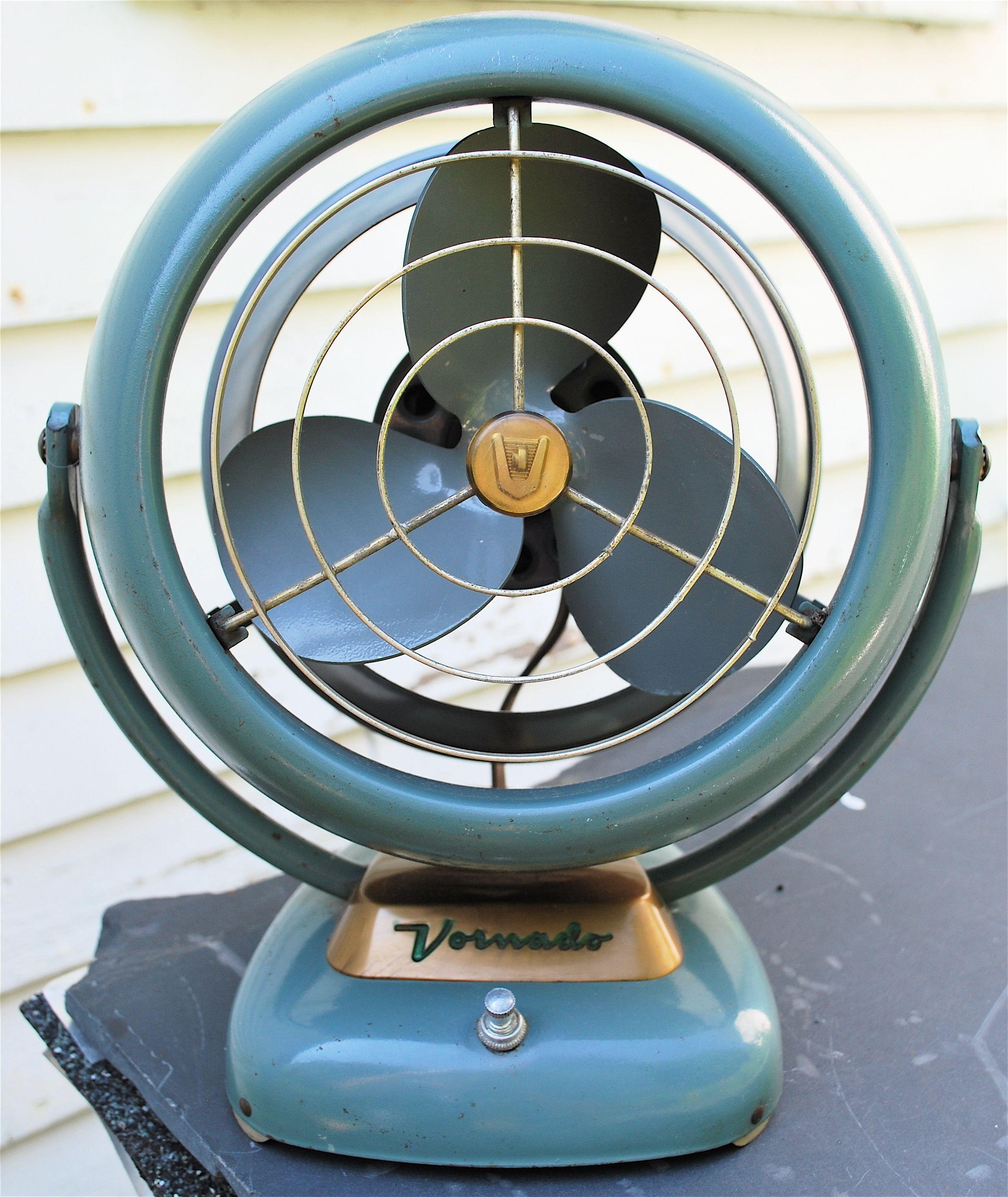 Super Cute 1950s E Age Vornado Fan