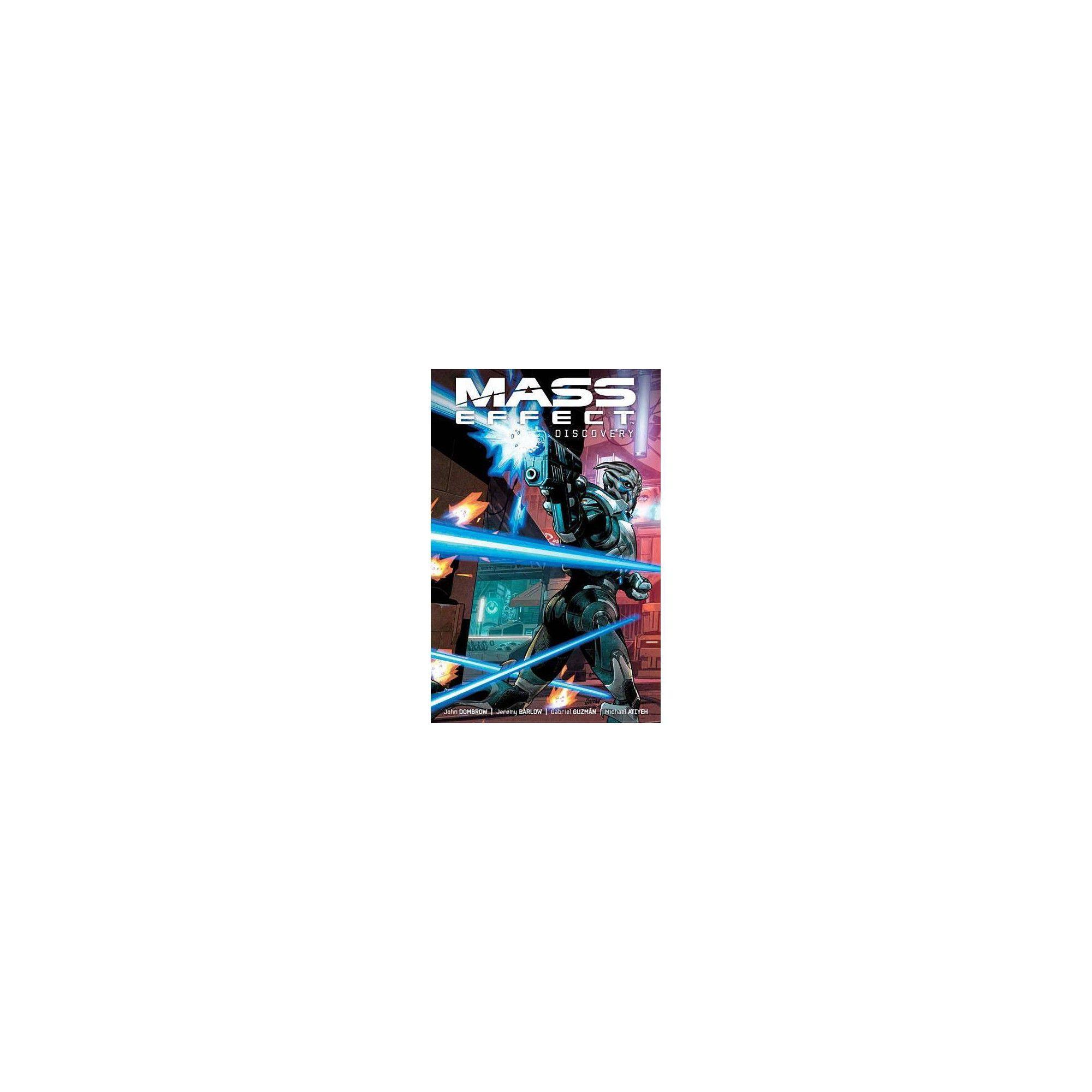 Mass Effect Discovery by Bioware & Jeremy Barlow