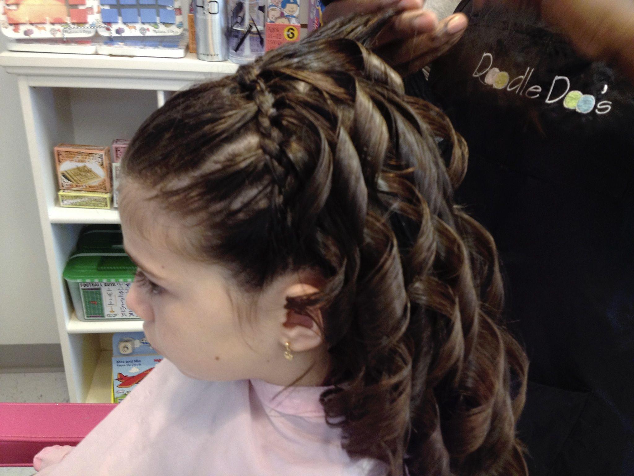 holy communion hair do | flower girls | pinterest | communion