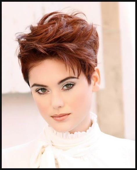 Richtig kurz und trotzdem sehr weiblich! Diese Frisuren ...