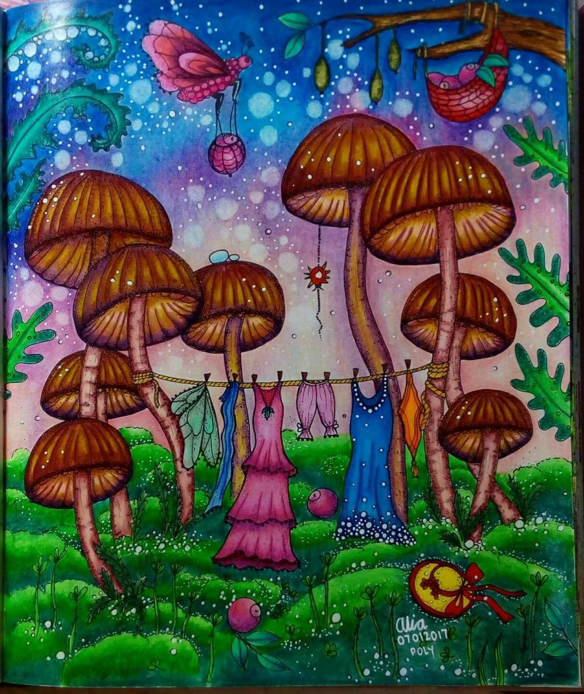 Colour book art - Adult Coloring Coloring Books Colour Book Johanna Basford Trippy Art Ideas Folk Books