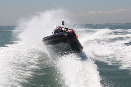 Extreme Solent RIB Adventure for One