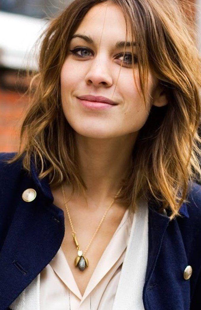 Mittellange Frisuren Schnitte Und Styling Fur Schulterlanges Haar