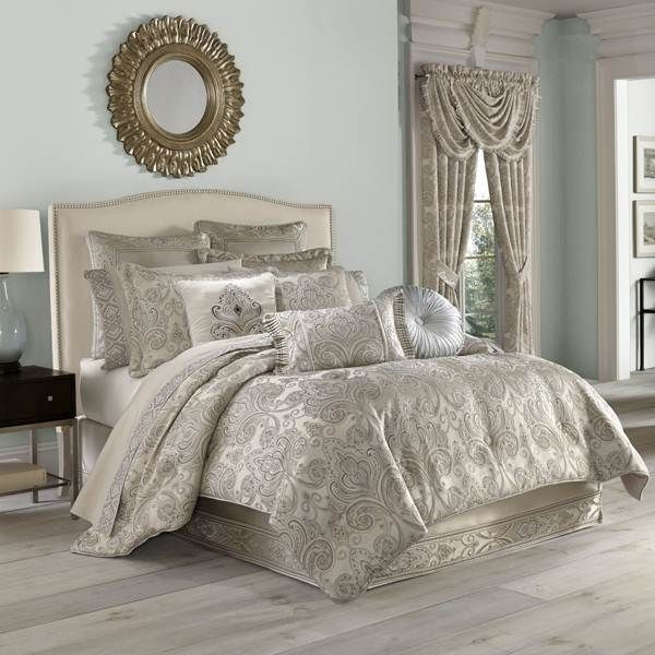 J Queen New York Romance Spa Bedding - The Home Decorating Company ...
