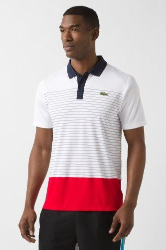 Andy Roddick Engineered Stripe Superdry Polo. lacoste. would need to chunk  up line weight 7b58dca7db