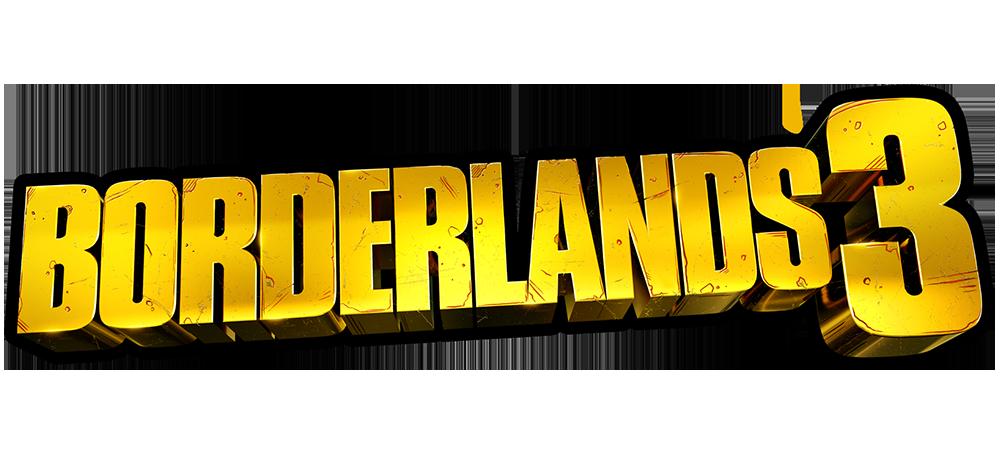 Borderlands 3 2k Borderlands Game Logo Borderlands 3