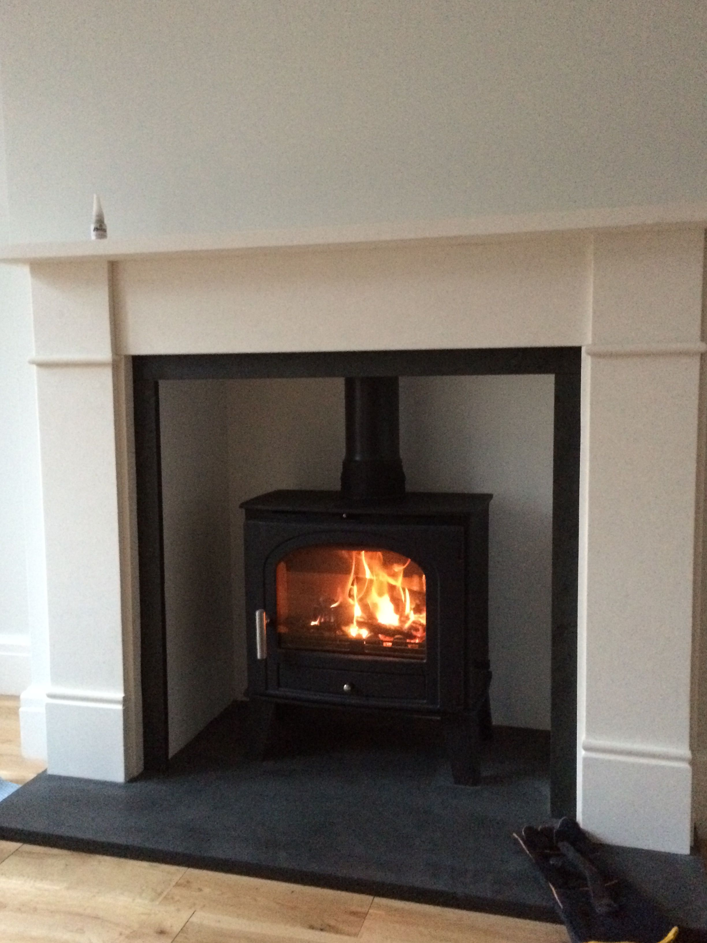 Pin By Archie On Wood Stove Ideas Front Room Design Family Room