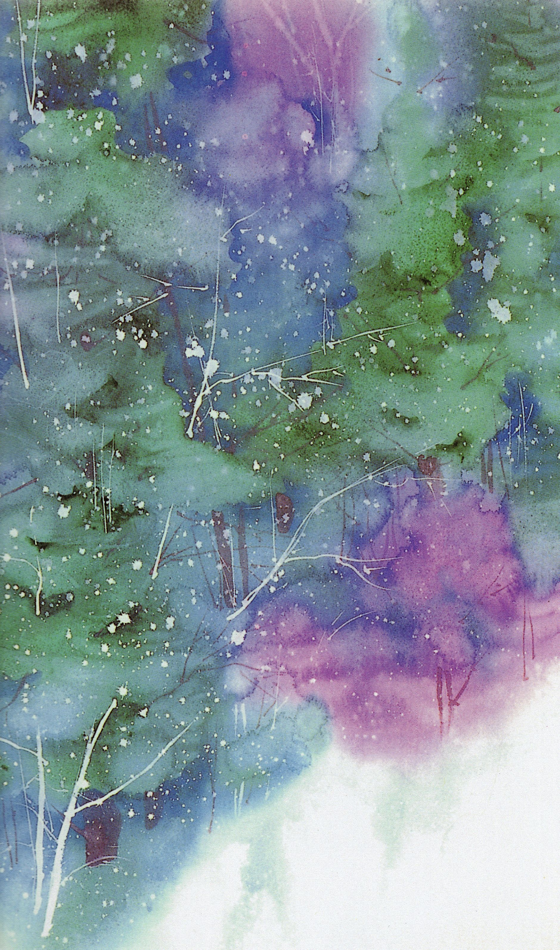Jeanne Carbonetti Contemporary Abstract Watercolors Pinterest