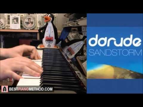 Darude Sandstorm Piano Cover By Amosdoll Piano Covers On