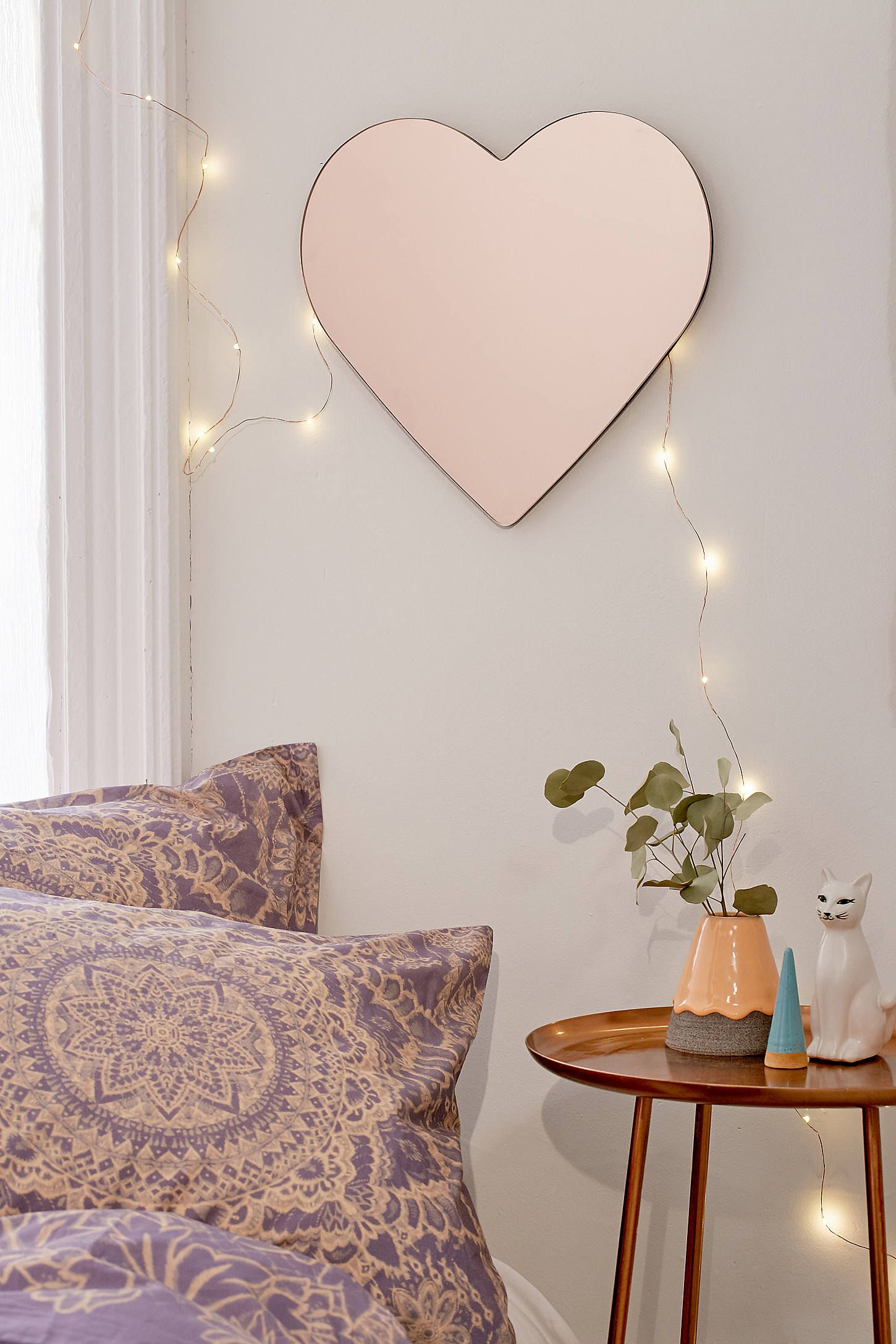 Heart Mirror Heart Mirror Bedrooms Room
