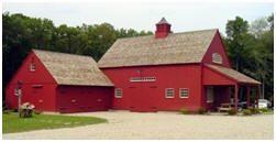 New England Style Barns | Visit ebackroad.com | Barn homes ...