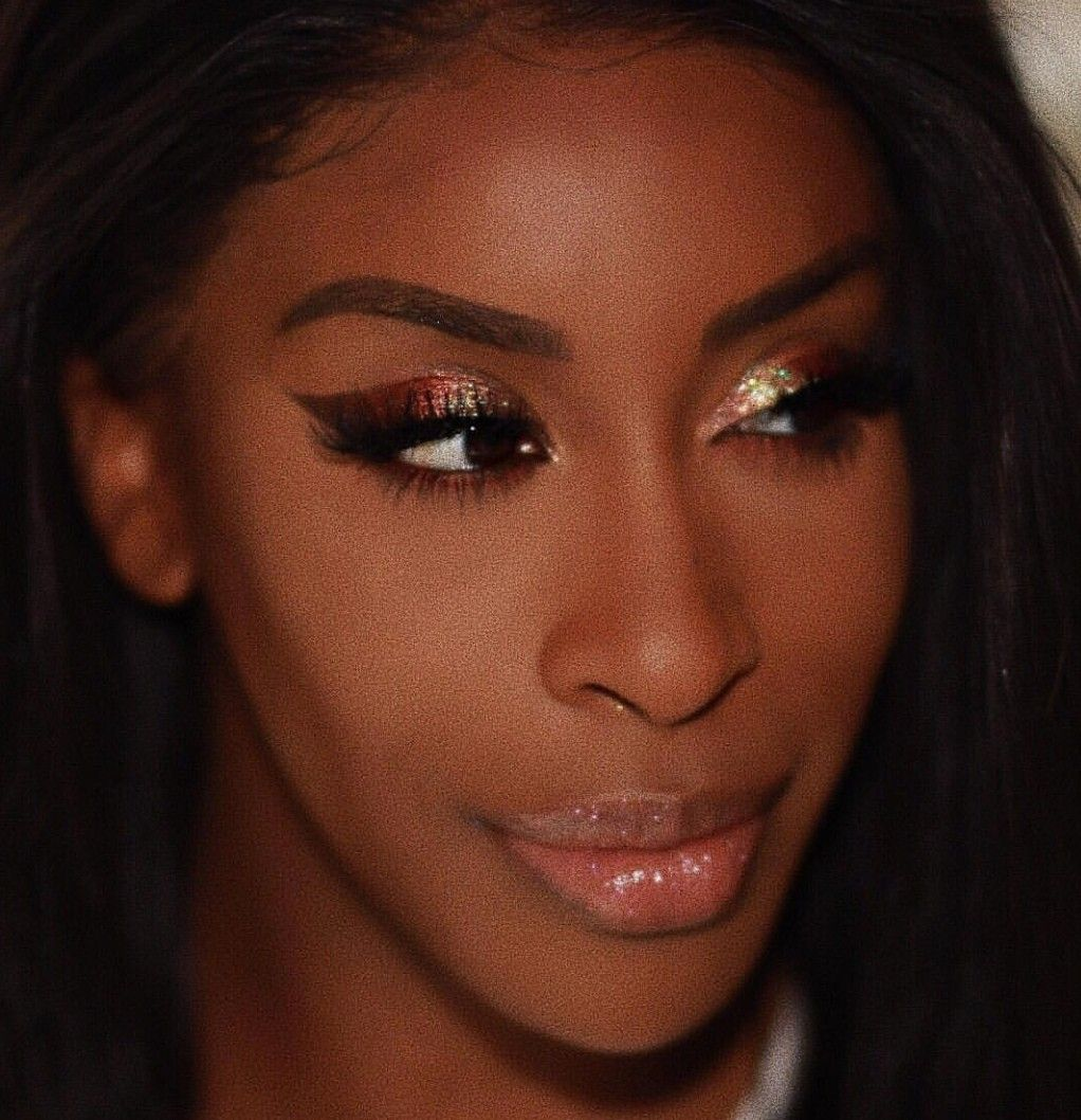 Jackie aina image by Linzsanchez Black girl makeup