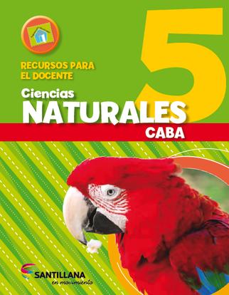 Ciencias naturales - Guías Santillana