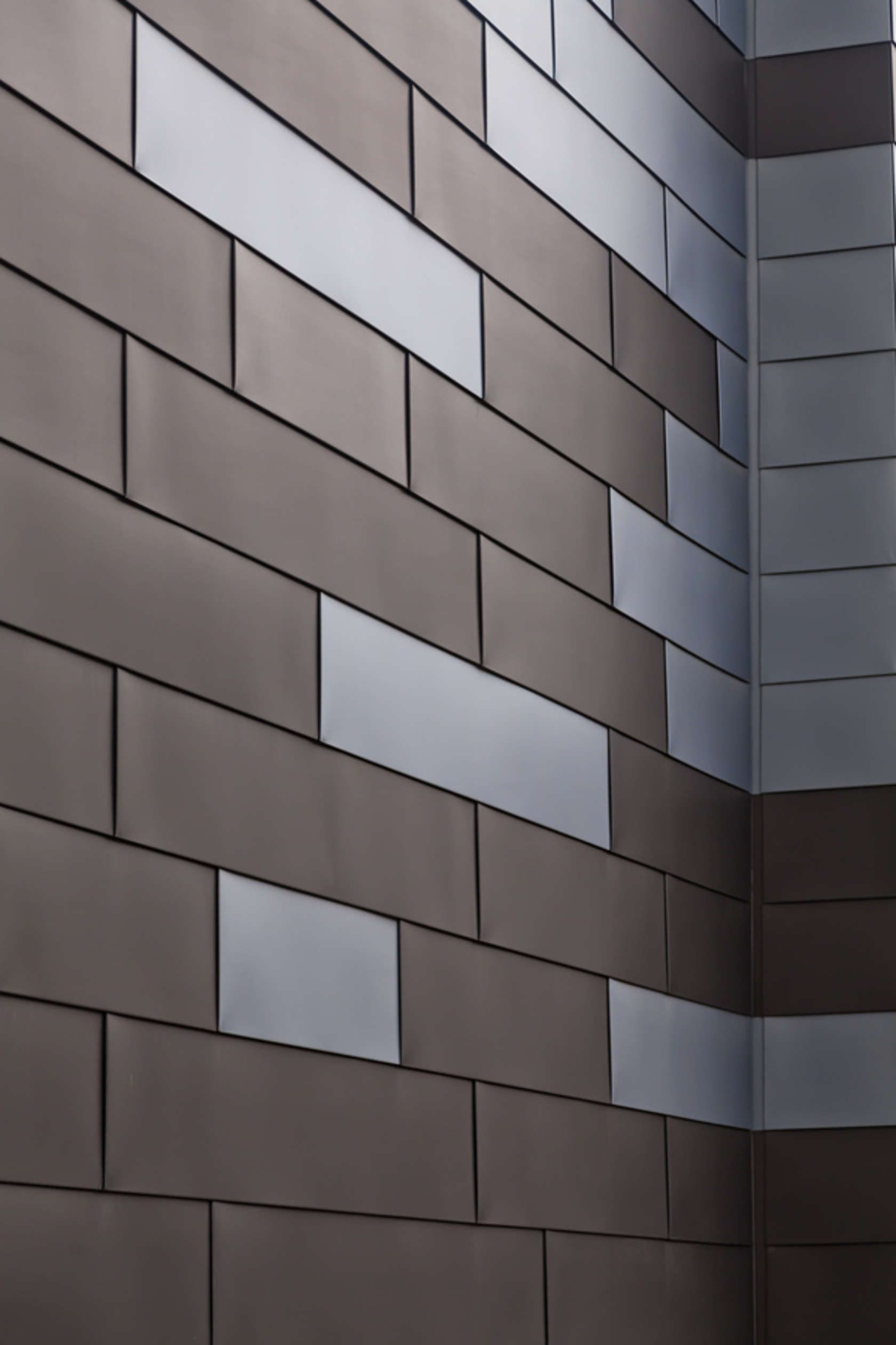 Exterior Cladding Systems: Architecture Materials