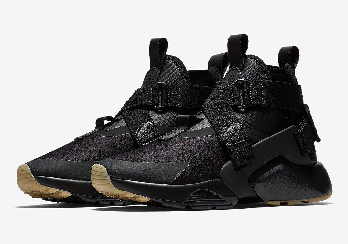 6eb3b2d6faf4 Nike Air Huarache City Black Gum AH6787-003 Coming Soon  thatdope  sneakers   luxury  dope  fashion  trending