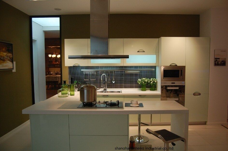 Best Sale High gloss/lacquer kitchen cabinet mordern(LH ...