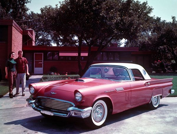 1957 Ford Thunderbird - Highway Ford