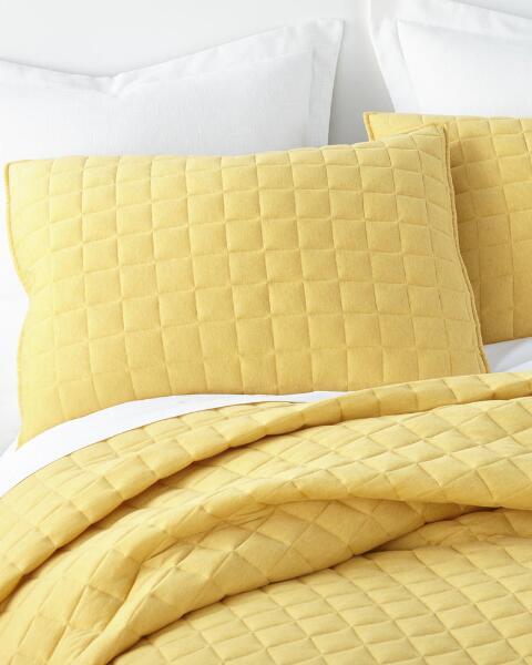 Oscar Amp Grace Jersey Quilt Set Full Polyester Cotton