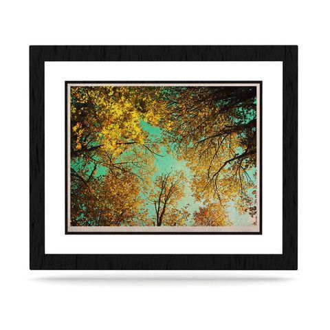 "Sylvia Cook ""Vantage Point"" KESS Naturals Canvas | KESS InHouse #kessinhouse #nature #canvas #Trees"