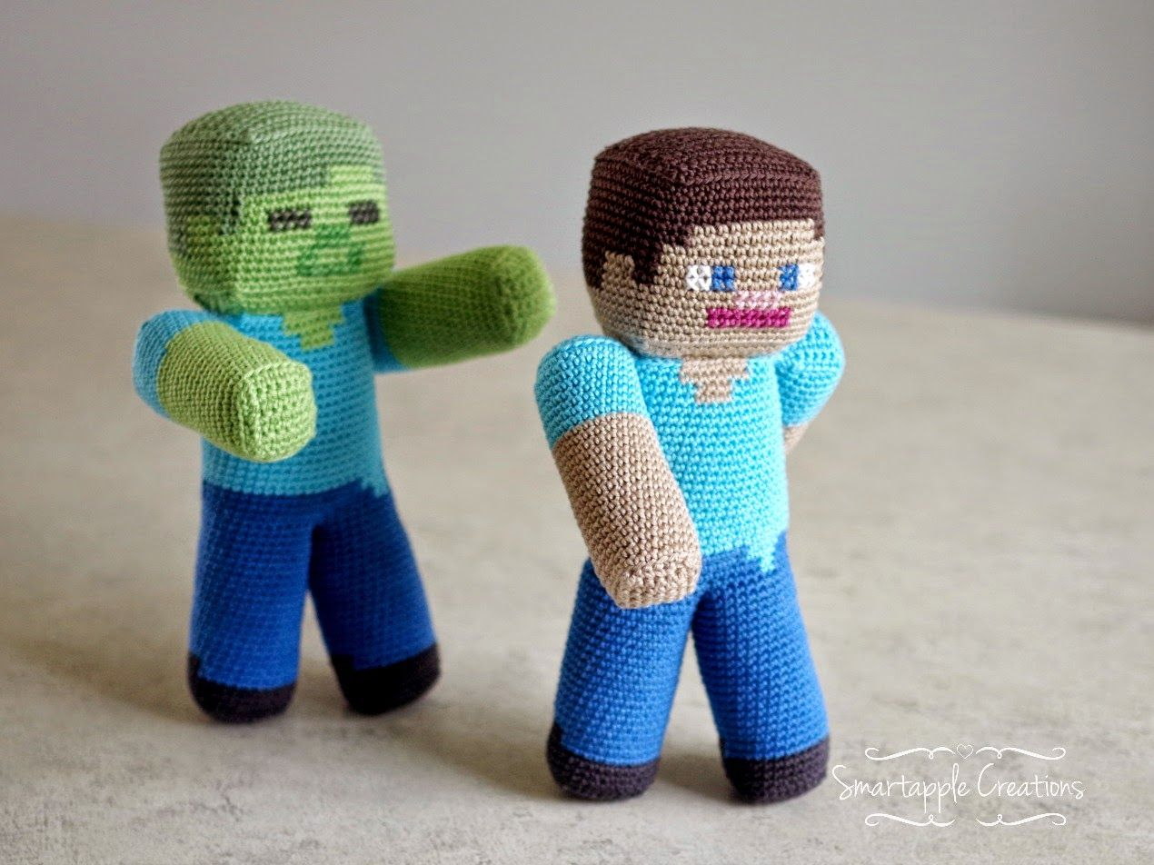 Smartapple Creations - amigurumi and crochet | Nicolas | Pinterest ...