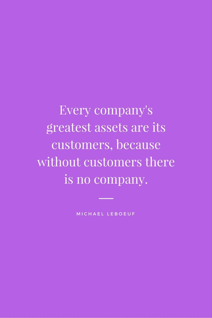 Pin On Customer Success Quotes