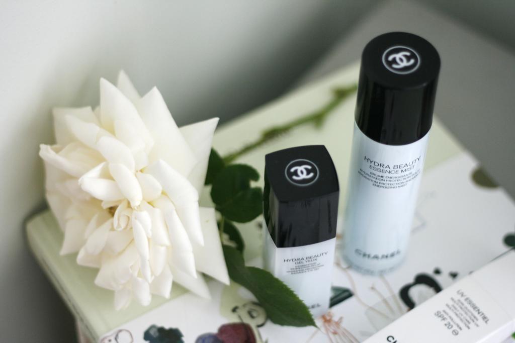 Chanel Hydra beauty set