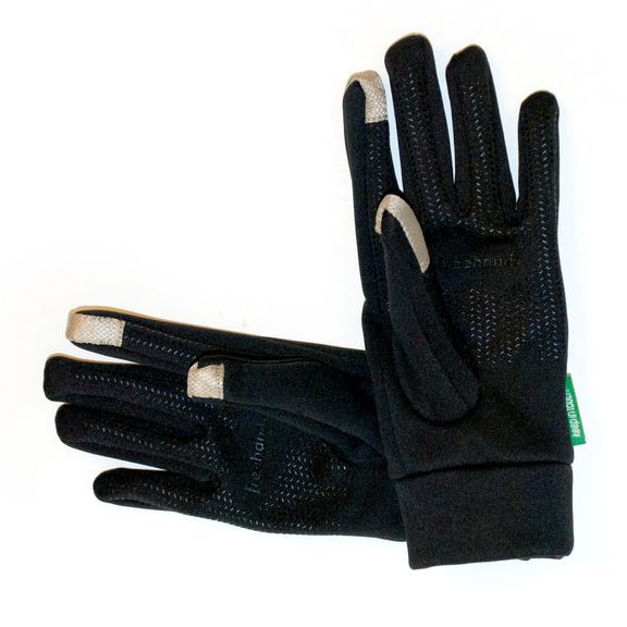 Stay warm and text message at the same time with these lightweight gloves specially designed for smartphone use.   $25