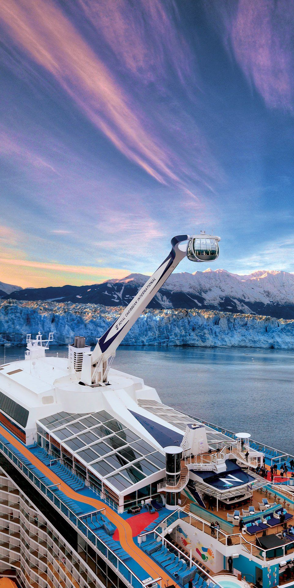 Ovation Of The Seas Take To New Heights When You Cruise Onboard Royal Caribbean S Ovation O Pacific Cruise Royal Caribbean Cruise Royal Caribbean Cruise Ship