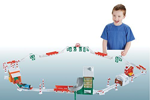 Fisher-Price Thomas the Train TrackMaster Holiday Cargo Delivery Set [Amazon Exclusive]  http://www.babystoreshop.com/fisher-price-thomas-the-train-trackmaster-holiday-cargo-delivery-set-amazon-exclusive/