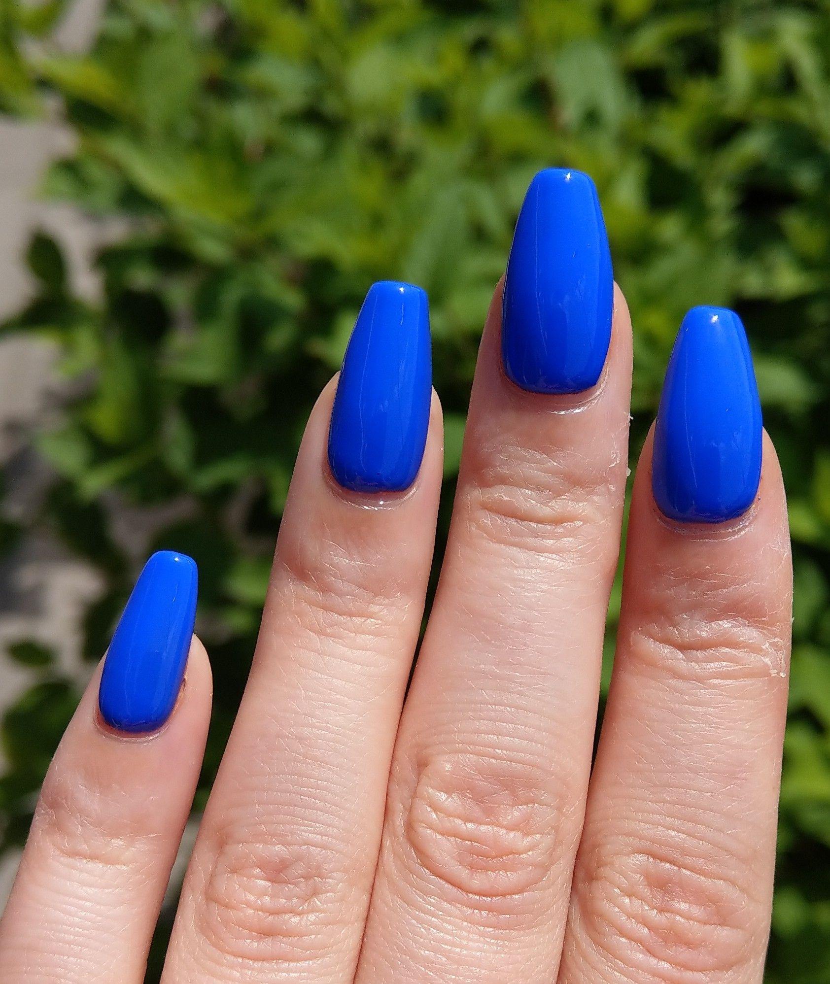 Maylandia. Vegan & cruelty free UK handmade indie nail