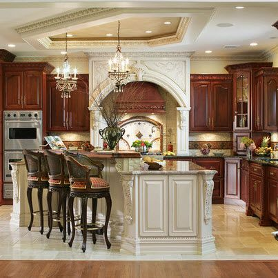 Dise os y tipos de pisos para cocina para que elijas el for Cocinas elegantes