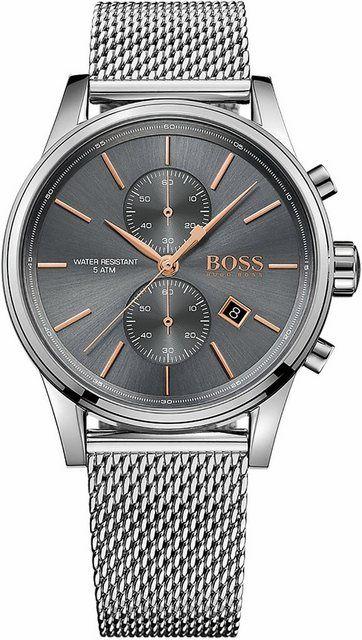 Chronograph Jet 1513440 In 2020 Herren Chronograph Uhren Herren Und Boss Uhren